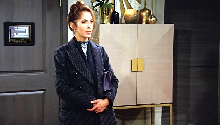 Young And The Restless Scoop: Lily Winters Confronts Alyssa Montalvo