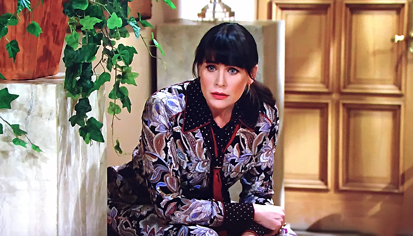 Bold And The Beautiful Scoop: Quinn Forrester Eavesdrops