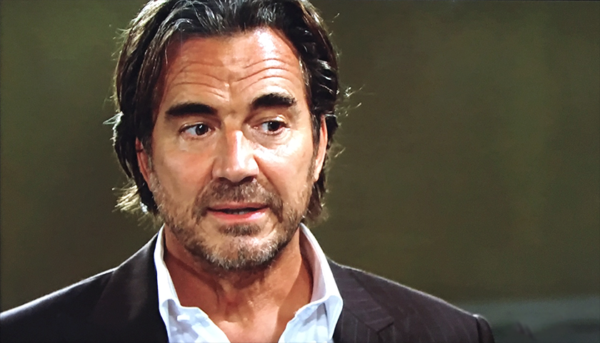 Bold And The Beautiful Scoop: Ridge Forrester Listens To His Son