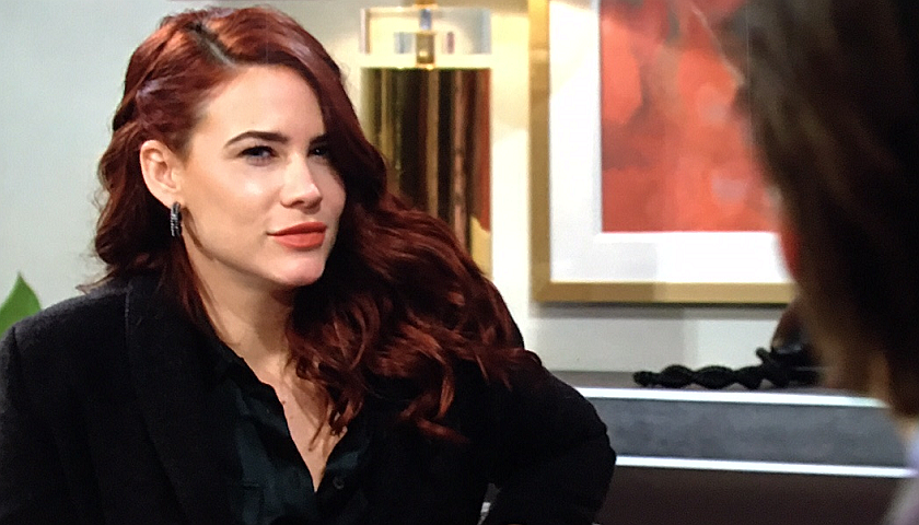 Young And The Restless Scoop: Sally Spectra Wants To Get Ahead