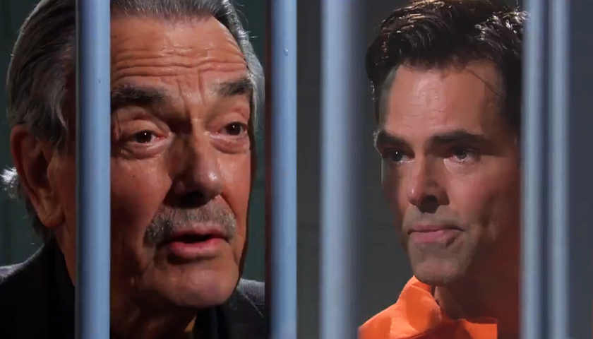 Young And The Restless Scoop: Victor Newman Taunts Billy Abbott In His Dream