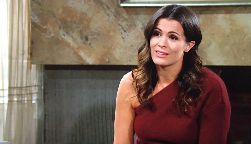 Young And The Restless Scoop: Chelsea Newman Lies To Adam Newman