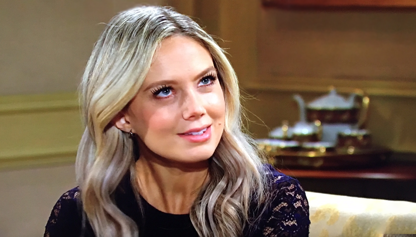 Young And The Restless Scoop: Abby Newman Thinks She Might Be Pregnant