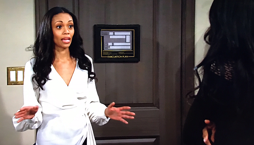 Young And The Restless Scoop: Amanda Sinclair's Sister Confronts Her