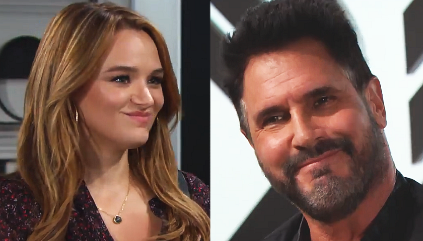 Bold And The Beautiful Scoop: Bill Spencer Meets Summer Newman