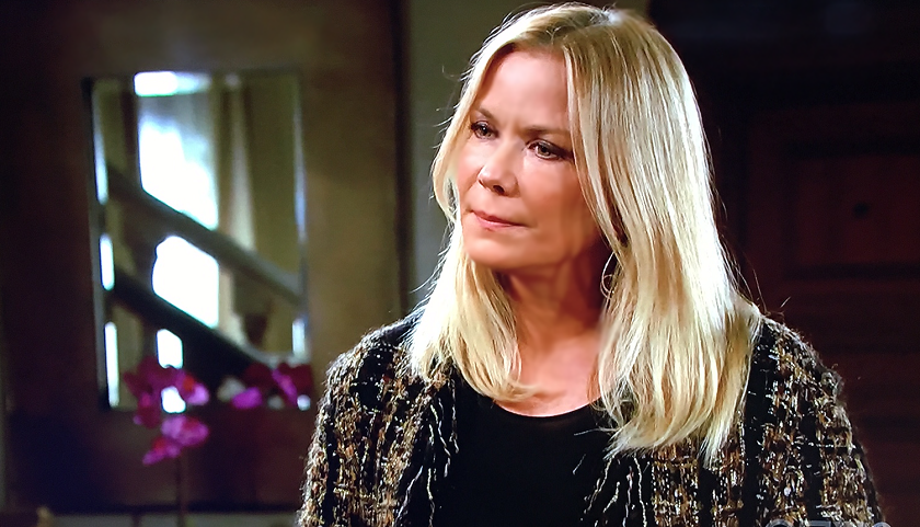 Bold And The Beautiful Scoop: Brooke Forrester Finds Out The Truth From Hope Spencer