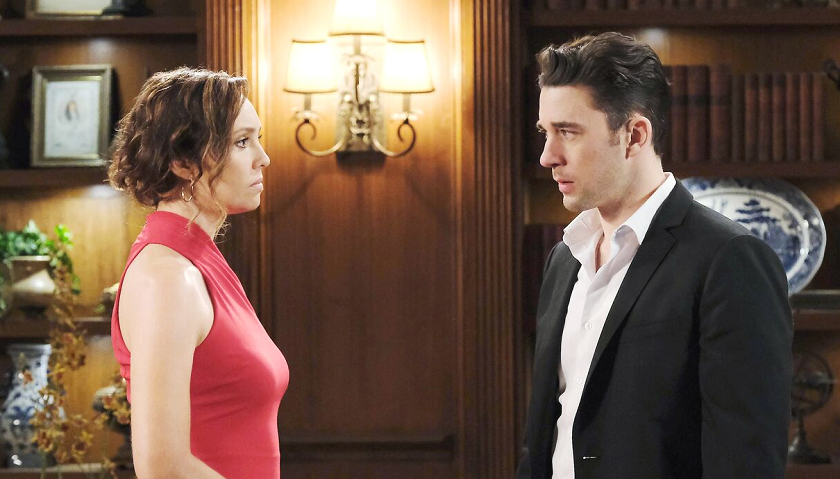 Days Of Our Lives Scoop: Gwen Rizczech Threatens Chad DiMera