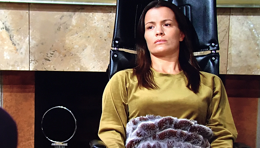 Young And The Restless Scoop: A Paralyzed Chelsea Newman Is Back At Home