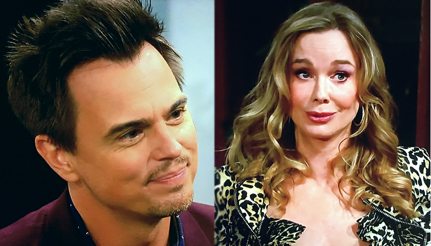 Bold And The Beautiful Scoop: Wyatt Spencer And Donna Logan Advise Bill Spencer And Katie Logan