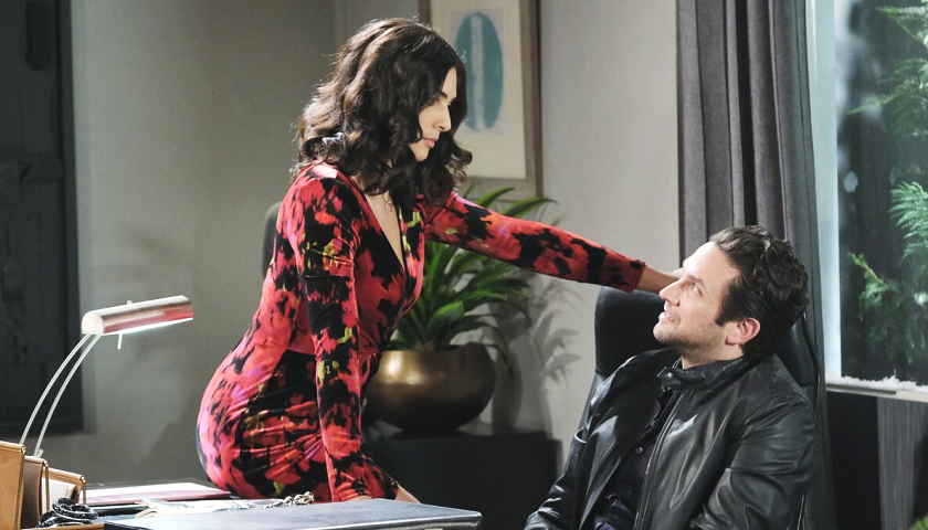 Days Of Our Lives Scoop: Gabi Hernandez Makes A Move On Jake Lambert