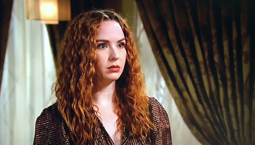 Young And The Restless Scoop: Mariah Copeland Is Stunned By Abby Newman's Question