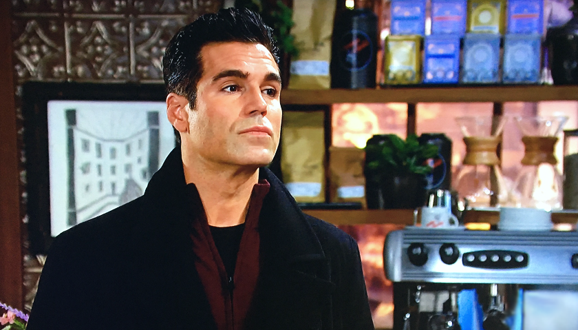 Young And The Restless Scoop: Rey Rosales Wants His Wife To Stay Away From Adam Newman