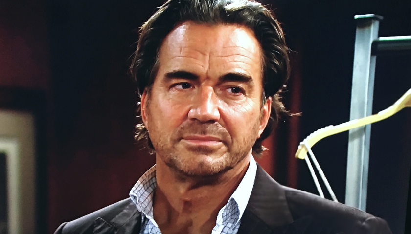 Bold And The Beautiful Scoop: Ridge Forrester Questions Zende Forrester