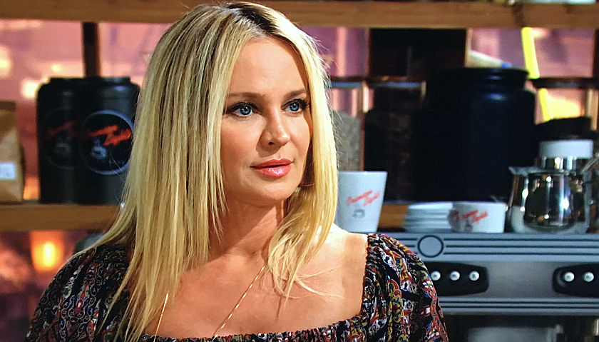 Young And The Restless Scoop: Sharon Newman Sees Adam Newman