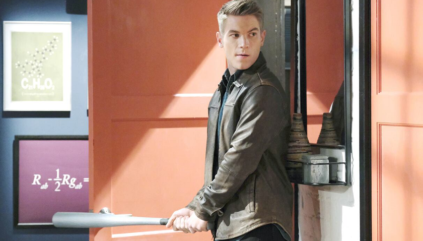 Days Of Our Lives Scoop: Tripp Dalton Waits For Charlie Dale
