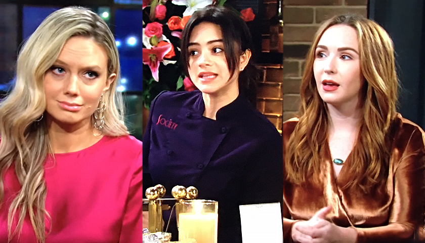 Young And The Restless Scoop: Abby Chancellor, Lola Rosales, Mariah Copeland