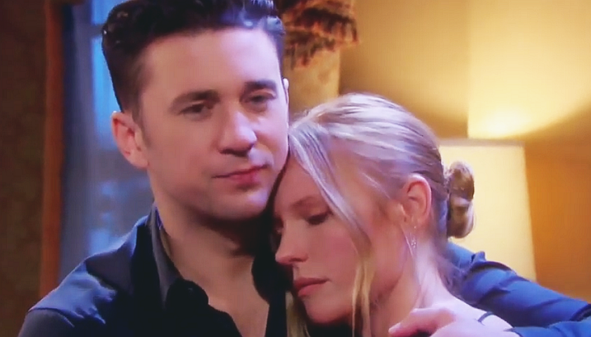 Days Of Our Lives Poll: Chad DiMera And Abigail DiMera In Happier Times