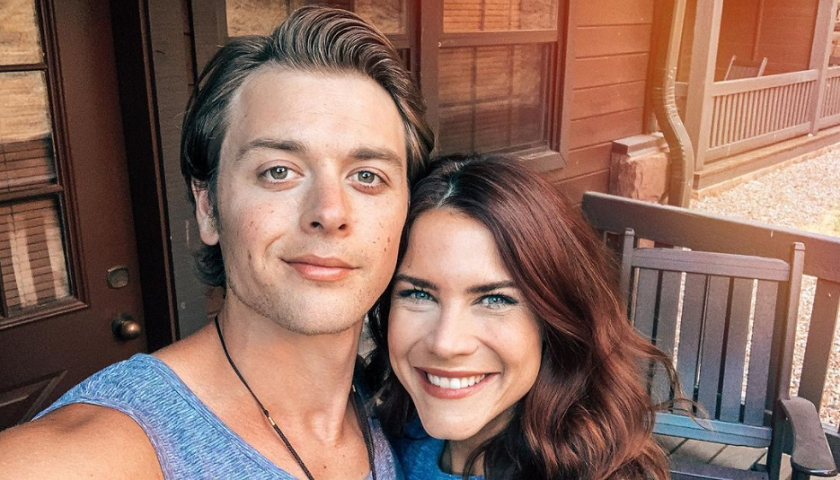 Young And The Restless And General Hospital News: Courtney Hope And Chad Duell Are Engaged