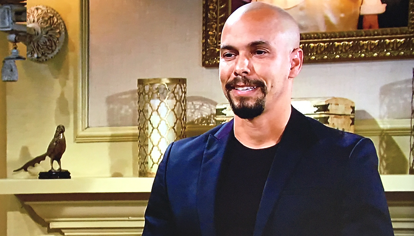 Young And The Restless Scoop: Devon Hamilton Offers To Be A Sperm Donor