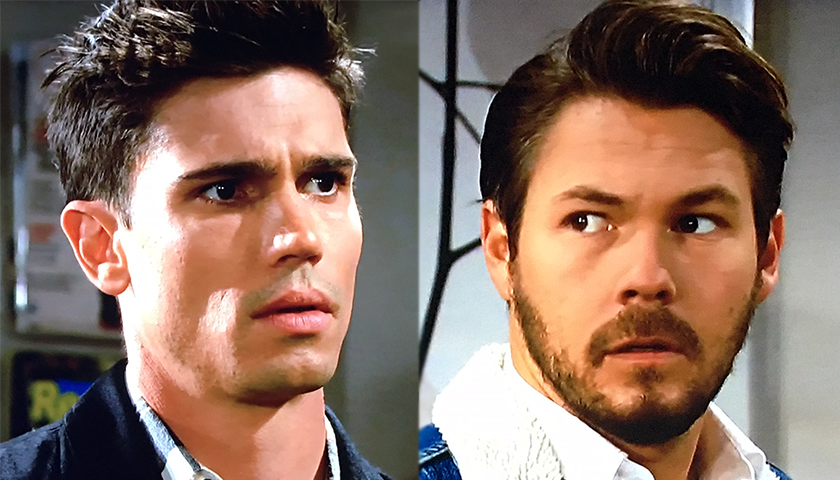 Bold And The Beautiful Scoop: Finn And Liam Spencer Deal With The Paternity Results