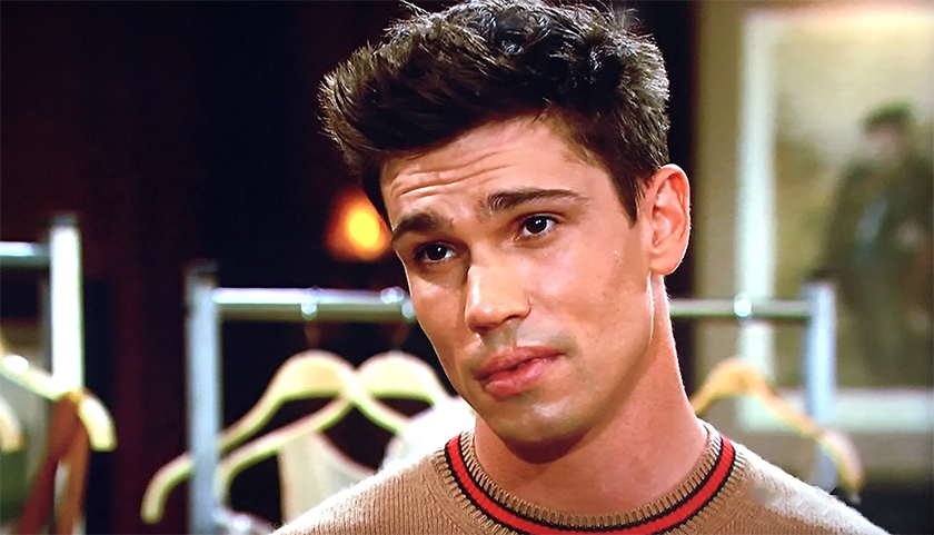Bold And The Beautiful Scoop: Finn Lays Down The Law To Liam Spencer