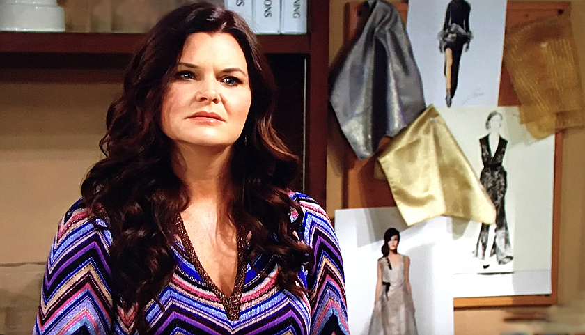Bold And The Beautiful Scoop: Katie Logan Asks Her Sisters To Forgive Flo Fulton