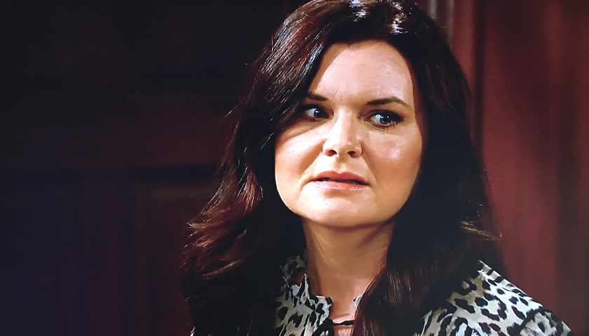 Bold And The Beautiful Scoop: Katie Logan Considers Taking Back Bill Spencer