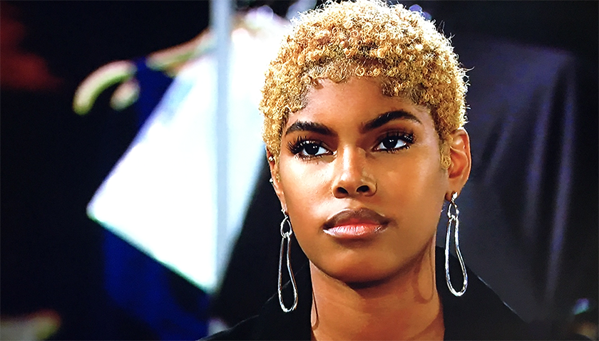 Bold And The Beautiful Scoop: Paris Buckingham Stands Up To Her Sister