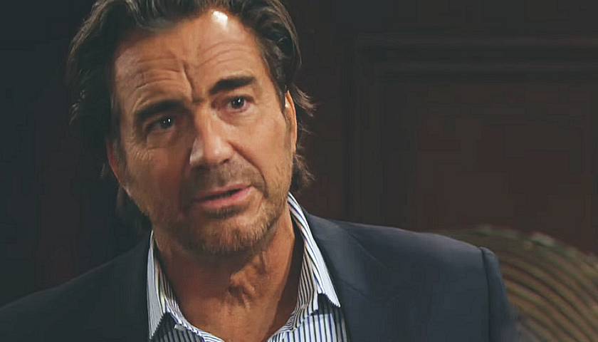 Bold And The Beautiful Scoop: Ridge Forrester Has Bad News For Carter Walton