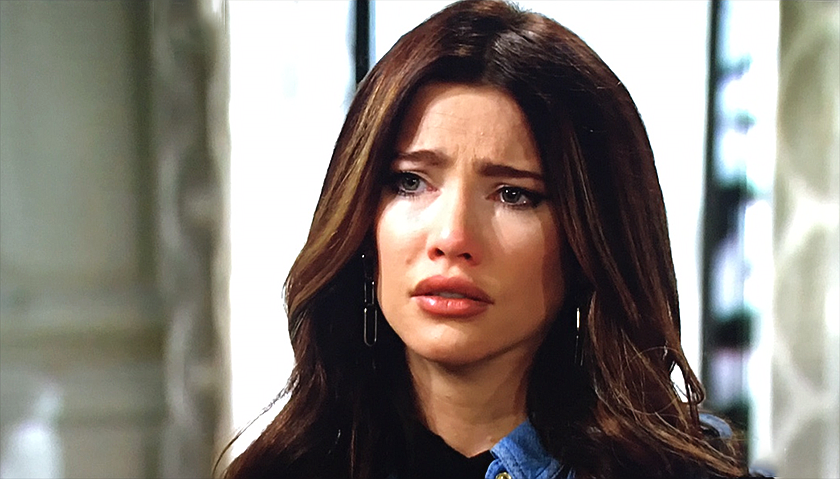 Bold And The Beautiful Scoop: Steffy Forrester Discusses Liam Spencer