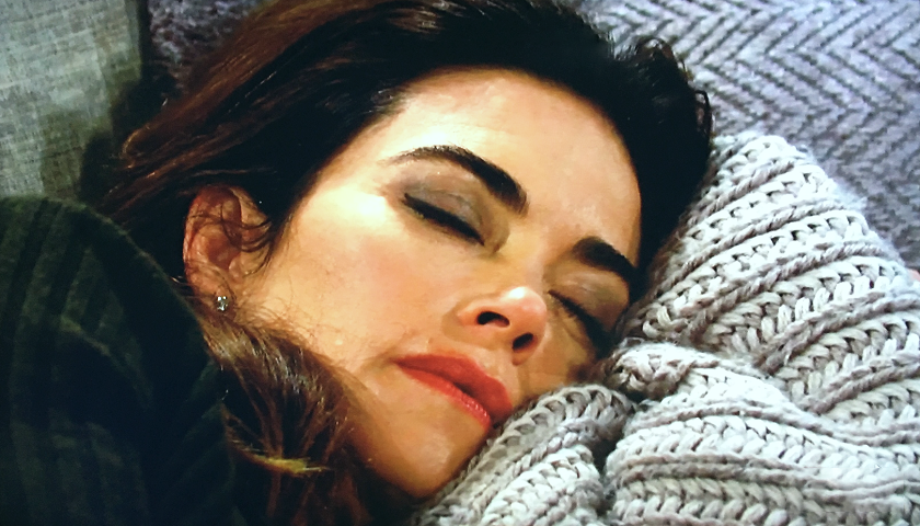 Young And The Restless Scoop: Victoria Newman Dreams About Her Past With Billy Abbott