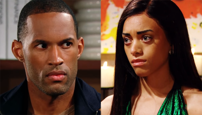 Bold And The Beautiful Scoop: Zoe Buckingham Begs Carter Walton For Another Chance