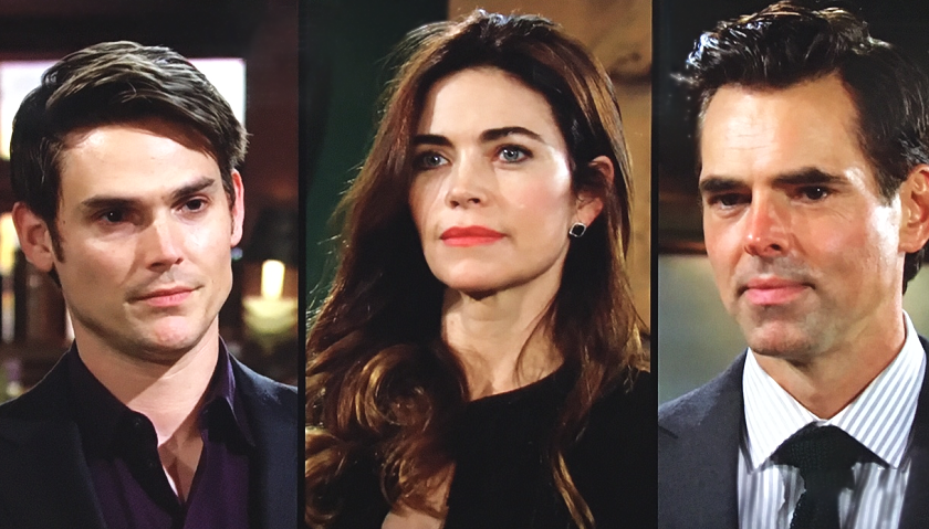 Young And The Restless Poll: Adam Newman, Victoria Newman And Billy Abbott Ready To Pitch To Ashland Locke