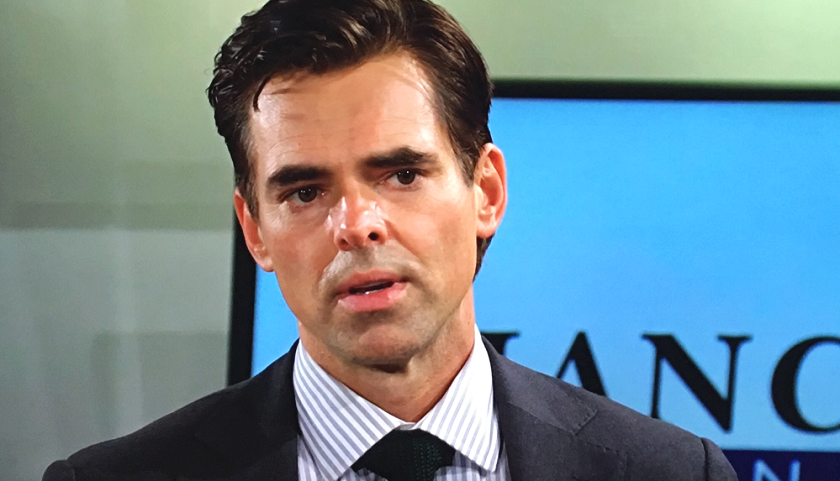 Young And The Restless Scoop: Billy Abbott Stunned By Lily Winters Advice