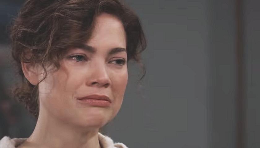 General Hospital Scoop: Elizabeth Webber Cries Over The Death Of Her Husband