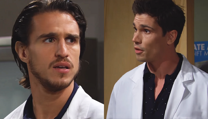 Bold And The Beautiful Scoop: Dr. Finnegan Wants Answers From Vincent Walker