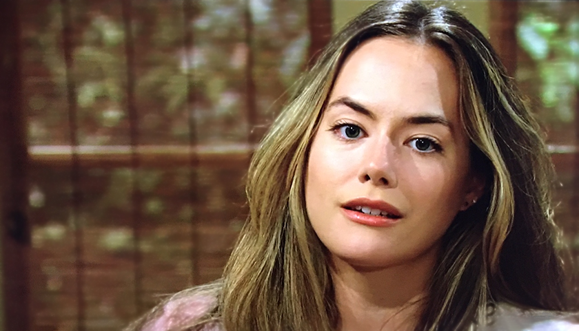Bold And The Beautiful Scoop: Hope Spencer Worries For Thomas Forrester