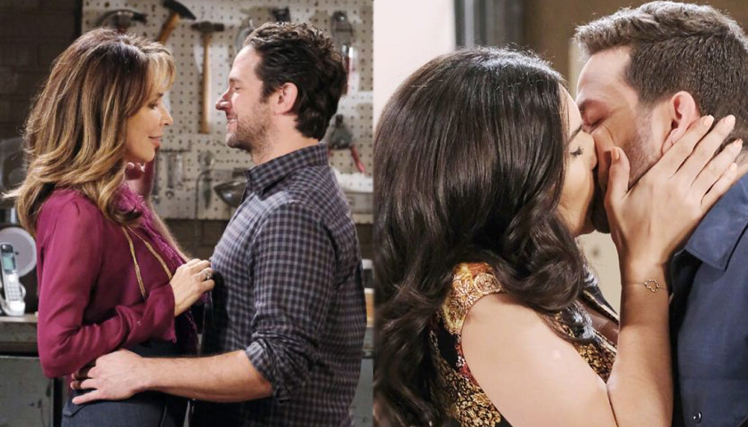 Days Of Our Lives Poll: Jake DiMera With Kate Roberts And Gabi Hernandez