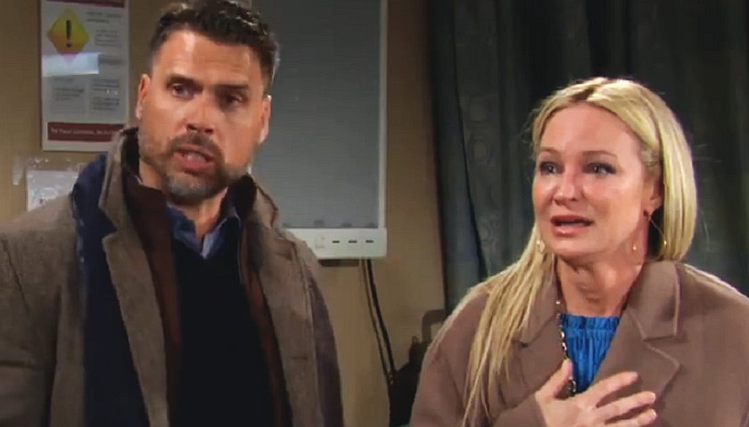 Young And The Restless Scoop: Sharon Rosales And Nick Newman Worry About Their Daughter