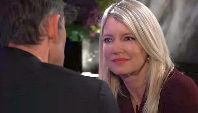 General Hospital Scoop: Nina Reeves And Valentin Cassadine Reconnect
