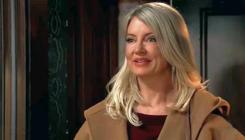 General Hospital Scoop: Nina Reeves Arrives At The Tan-O Bar