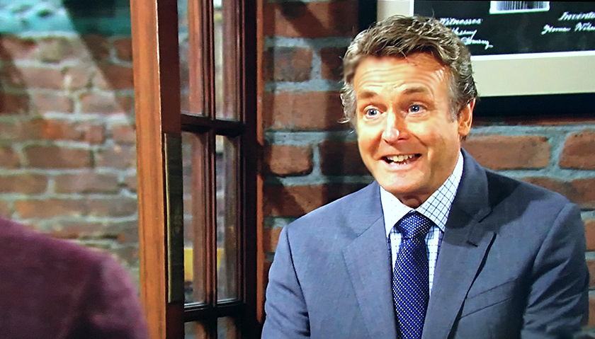 Young And The Restless News: Paul Williams Talks To Chance Chancellor