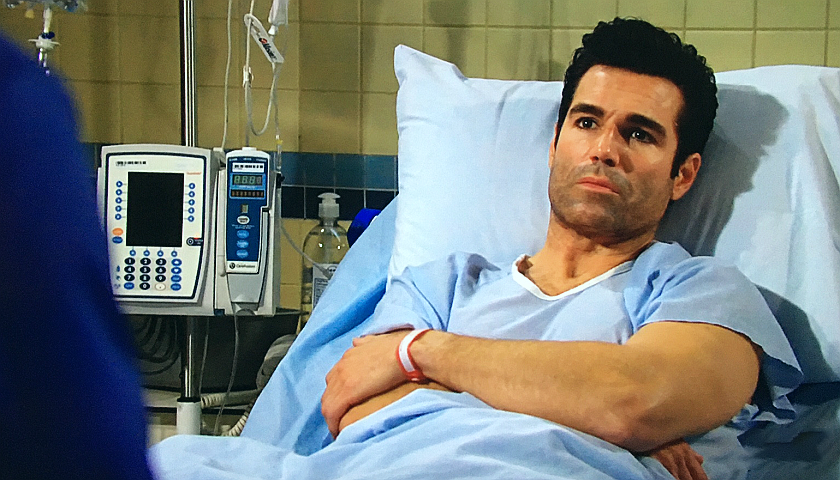 Young And The Restless Poll: Rey Rosales Recovers In Hospital
