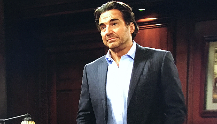 Bold And The Beautiful Scoop: Ridge Forrester Questions His Wife's Sincerity