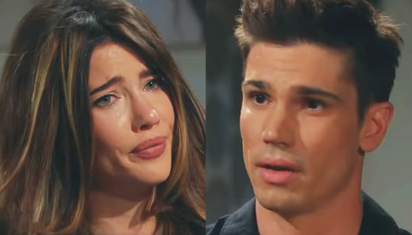 Bold And The Beautiful Scoop: Finn Tries To Convince Steffy Forrester To Stay In LA