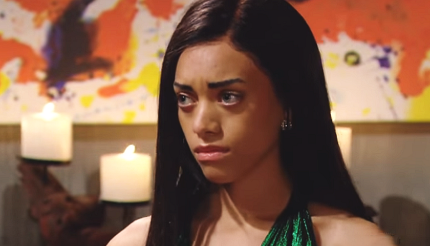 Bold And The Beautiful Scoop: Carter Walton Breaks Up With Zoe Buckingham
