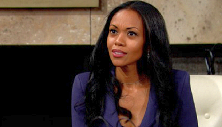 Young And The Restless News: Mishael Morgan Returns As Amanda Sinclair