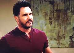 Bold And The Beautiful Daily Scoop Friday, April 23: Bill Tells Liam Silence Is Golden – Baker And Sanchez Discuss Theories And Suspects