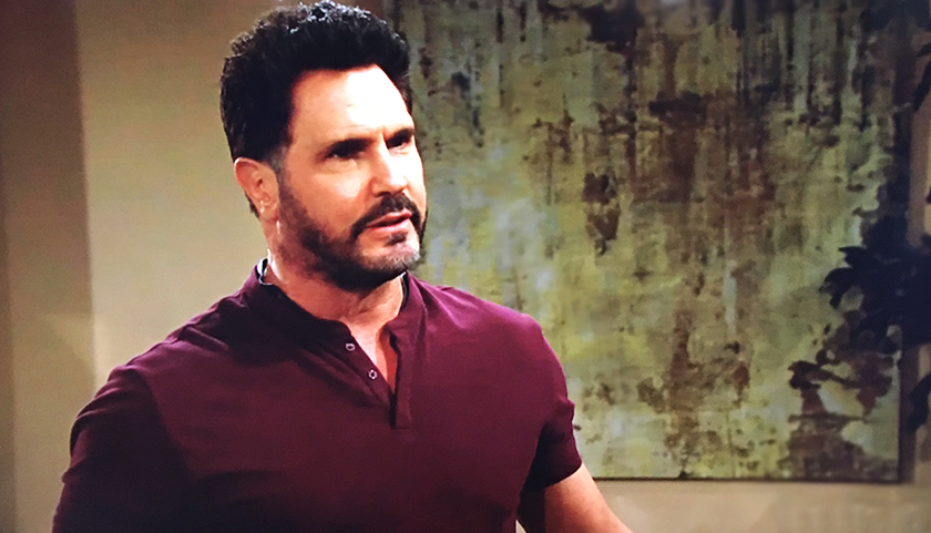 Bold And The Beautiful Scoop: Bill Spencer Tries to calm down his son