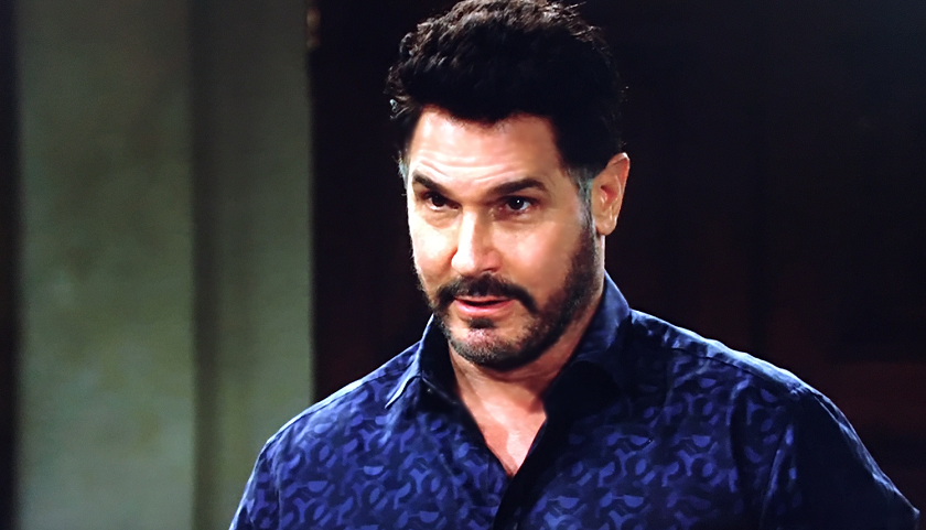 Bold And The Beautiful Scoop: Bill Spencer Speaks With Brooke Forrester